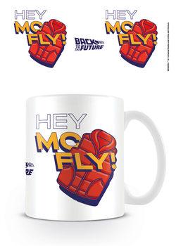 Caneca  Back to the Future - Hey McFly