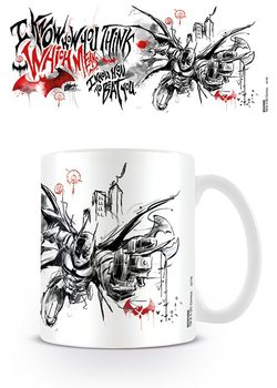 Caneca Batman Arkham Knight - I Know How To Beat You