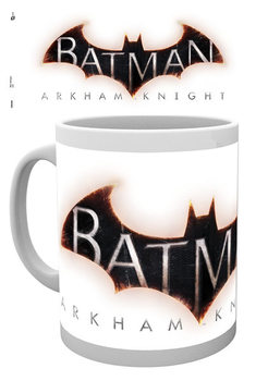 Caneca Batman Arkham Knight - Logo