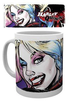 Caneca  Batman Comics - Harley Quinn Wink