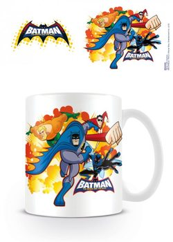 Caneca Batman: The Bold and the Brave - Explosion