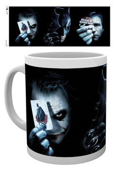 Caneca Batman: The Dark Knight - Serious