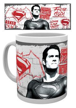 Caneca Batman v Superman: Dawn of Justice - False God