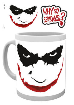 Caneca Batman - Why So Serious