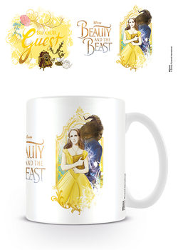 Caneca Beauty and the Beast - Be Our Guest