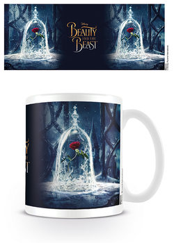 Caneca Beauty and the Beast - Enchanted Rose