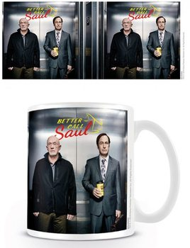 Caneca  Better Call Saul - Elavator