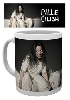 Caneca Billie Eilish - Bed
