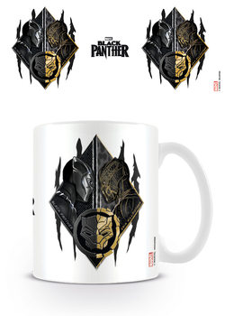 Caneca  Black Panther - Black Panther Vs Erik Killmonger