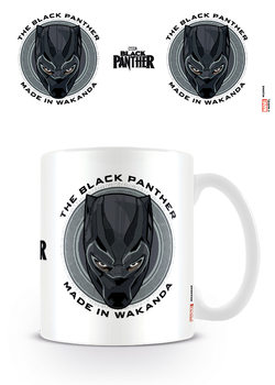 Caneca  Black Panther - Made In Wakanda