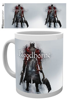 Caneca  Bloodborne - Key Art