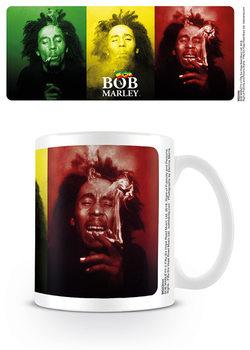 Caneca  Bob Marley - Tricolour Smoke