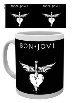 Caneca Bon Jovi - Logo