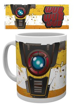 Caneca  Borderlands 3 - Claptrap