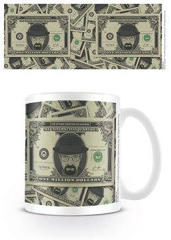 Caneca Breaking Bad - Heisenberg Dollar