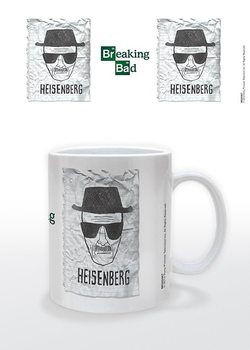 Caneca Breaking Bad - Heisenberg Wanted