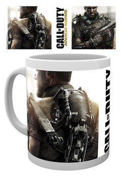 Caneca Call of Duty Advanced Warfare - Front and b