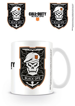 Caneca  Call Of Duty - Black Ops 4 - Logo