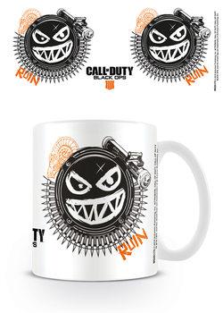 Caneca Call Of Duty - Black Ops 4 Ruin Smile Icon