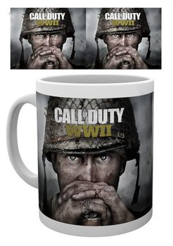 Caneca Call Of Duty - WWII Key Art