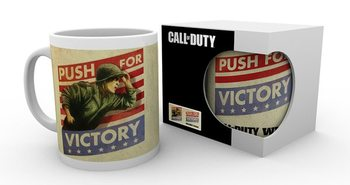 Caneca Call Of Duty WWII - Push For Victory