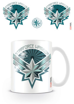 Caneca  Captain Marvel - Starforce Warrior