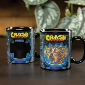 Caneca  Crash Bandicoot - Crash