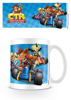 Caneca  Crash Team Racing - Race