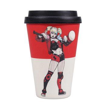 Caneca Eco DC Comics - Harley Quinn