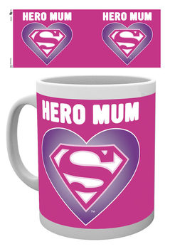 Caneca  DC Comics - Mothers Day Heart