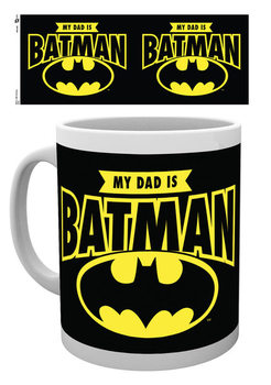 Caneca  DC Comics - My Dad Is Batman