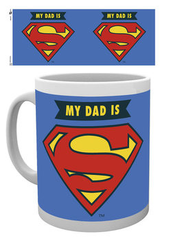 Caneca DC Comics - My Dad Is Superman