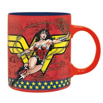 Caneca DC Comics - Wonder Woman Action