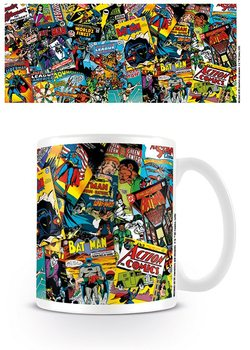 Caneca  DC Originals - Comic Covers