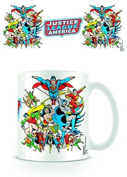 Caneca  DC Originals - Justice League