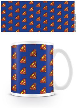Caneca DC Originals - Superman Logo Pattern