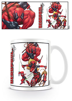 Caneca  Deadpool - Family
