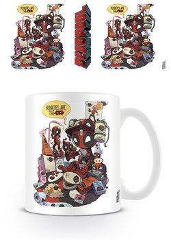 Caneca  Deadpool - Royalties