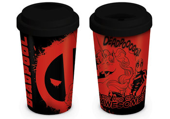 Caneca  Deadpool - Unicorn