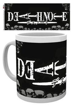 Caneca Death Note - Logo
