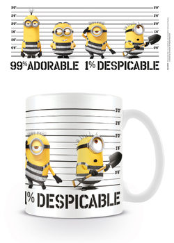Caneca Despicable Me 3 - Line Up