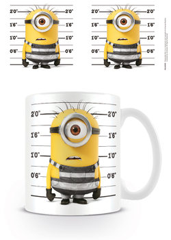 Caneca Despicable Me 3 - Line Up Minion