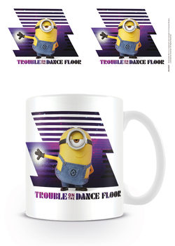 Caneca  Despicable Me 3 - Trouble On The Dancefloor