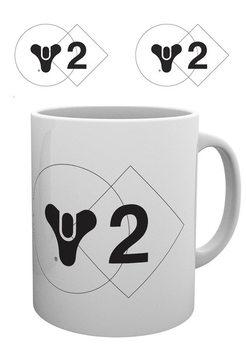 Caneca  Destiny 2 - 2 Logo