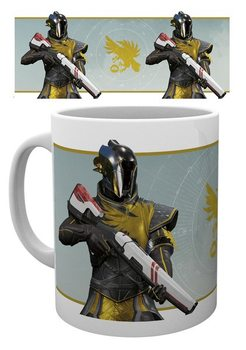 Caneca  Destiny 2 - Warlock