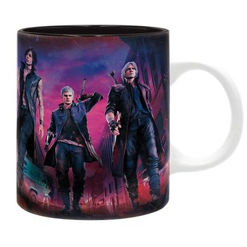 Caneca  Devil May Cry 5 - Group