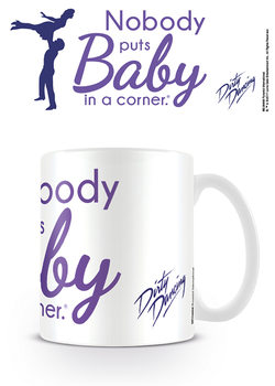 Caneca Dirty Dancing - Nobody puts Baby in a Corner