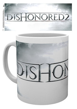Caneca Dishonored 2 - Logo