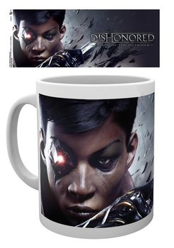 Caneca Dishonored: Death Of An Outsider - Billie