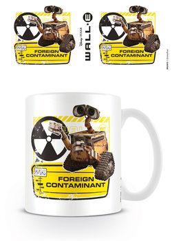 Caneca Disney Pixar: WALL-E Foreign Contaminant
